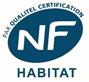 Logement certifié NF habitat