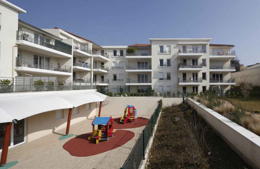 Projet immobilier neuf Moonlight vue jeux