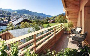 programme immobilier PRIVILODGE, Megève Demi-quartier - Exterieur 5