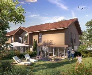 programme-immobilier-neuf-etrembières-jardin-maison